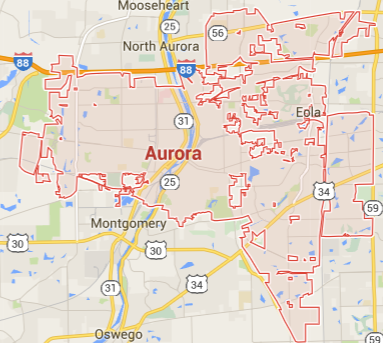 aurora fertilization service area